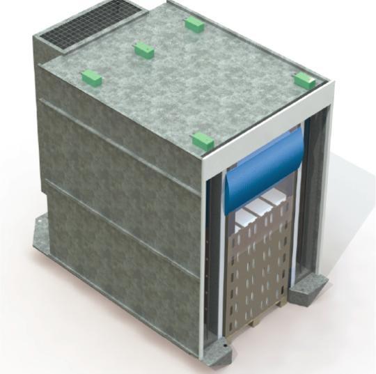 Cellule de refroidissement Bi-Way