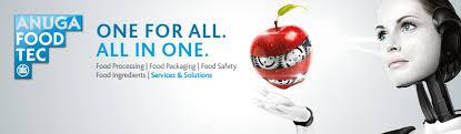 Logo ANUGA Foodtec