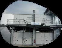 Centrale traitement air pour économie d'énergie