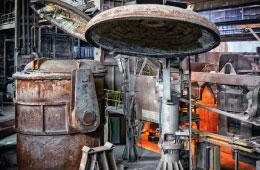Installations de dépoussiérage et ventilation industriels en métallurgie