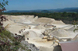 Installations de dépoussiérage et ventilation industriels en minéraux