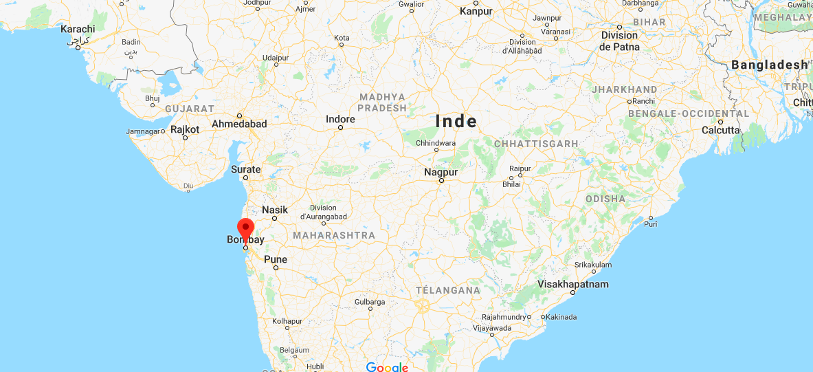 India, Mumbai