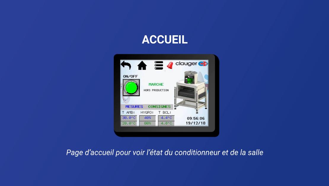 ACV Compact, mini-automate qui embarque le savoir-faire Clauger