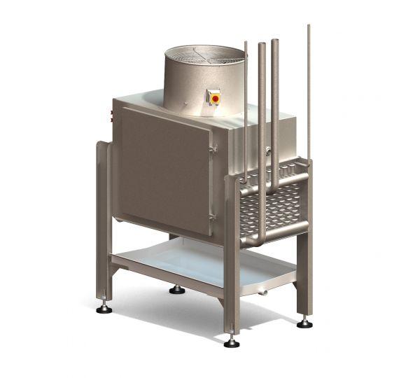 Conditionneur d'air inox - Gamme Access Clauger - pour le traitement d'air en agroalimentaire