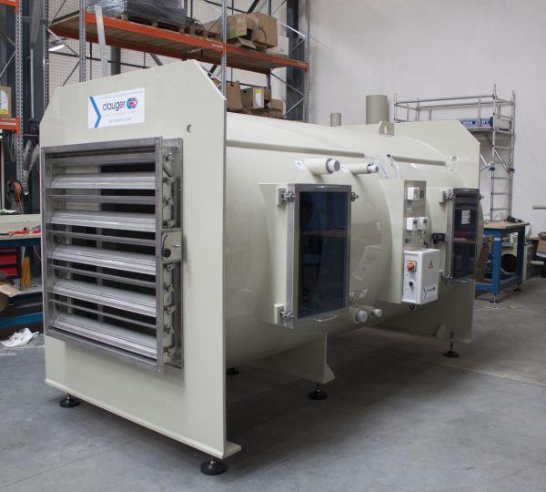La gamme EcoCTA Clauger permet de maîtriser les ambiances en alliant haute hygiène & économies d'énergie.