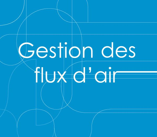 Audit de gestion des flux d'air Clauger : Diagnostic d'écoulement des flux d'air & du fonctionnement des installations : qualification, métrologie, régulation