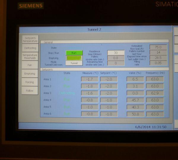 Gamme ACV - automate de régulation et de pilotage d'installation