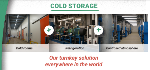 a turnkey solution everywhere in the world