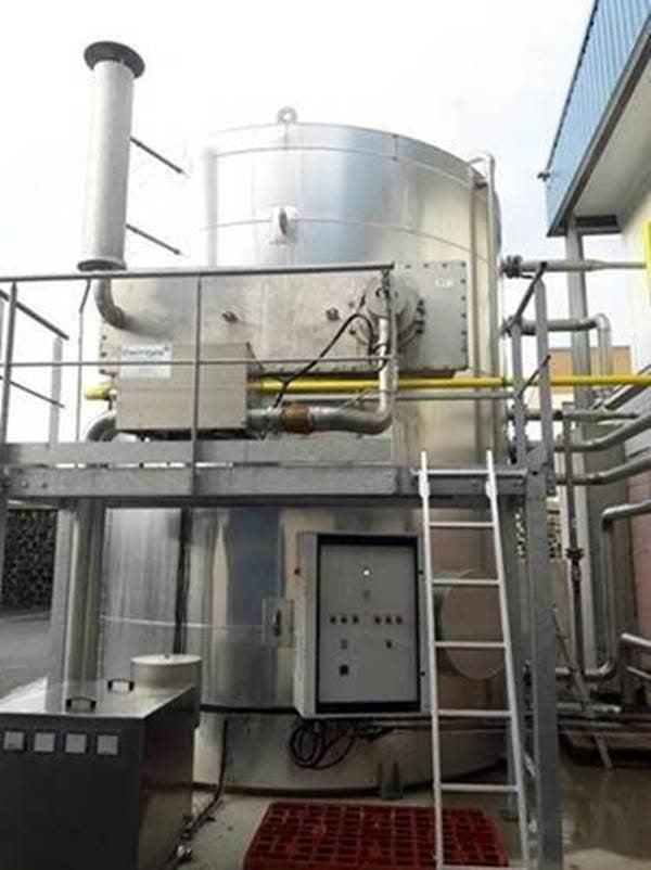 Un abattoir porcin dans le Tarn réduit son empreinte carbone (CO2) avec Clauger